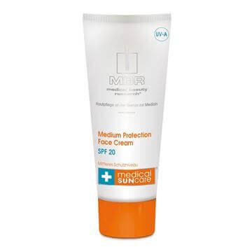 Bild von Medium Protection Face Cream SPF 20